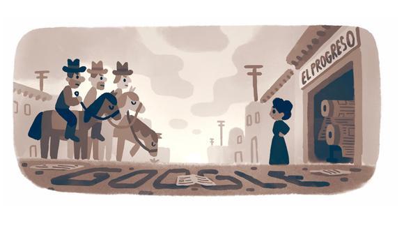 Jovita Idár nació en la ciudad fronteriza de Laredo, Texas en 1885, en un momento en que los mexicano-estadounidenses enfrentaban una discriminación desenfrenada en el estado. (Google)