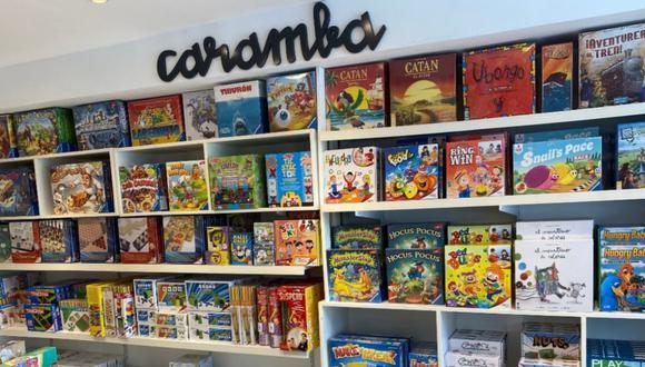Juguetería Caramba llegó al Perú en el año 2008. Hoy, cuentan con dos locales en Lima, además de su presencia en canales digitales como Juntoz, Rappi, Glovo y Cornershop. (Foto: Difusión)