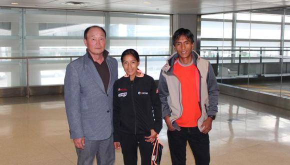 Inés Melchor reconoce ruta de maratón para Juegos Panamericanos