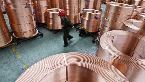 ¿Seguirá cayendo el precio del cobre? (Foto: AP)