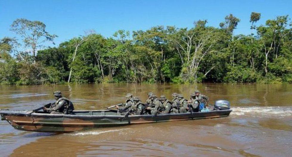 [BBC] Frontera entre Brasil, Colombia y Perú es tierra de nadie