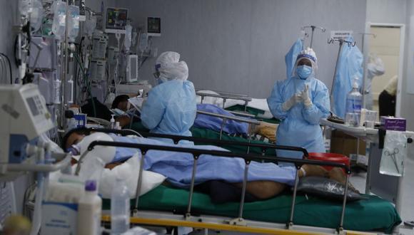 Los casos de contagios y muerte de COVID-19 en el Perú han aumentado en las últimas semanas. (Foto: Hugo Pérez / @photo.gec)