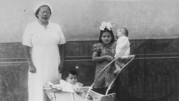 El caso de Lina Medina aún sorprende al mundo al ser la madre más joven registrada en la historia de la medicina. (Foto: Archivo Histórico El Comercio)