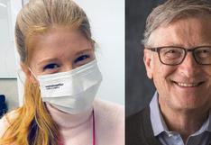 Bill Gates: el sarcástico comentario que hizo su hija, Jennifer, tras recibir la vacuna contra COVID-19