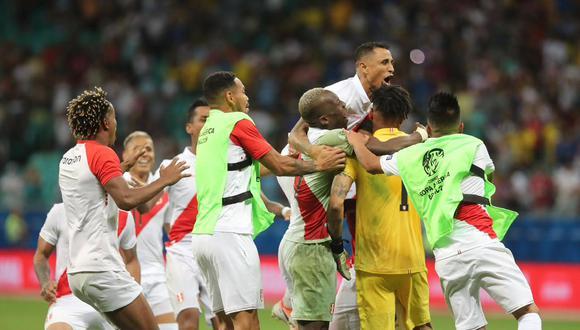 Peru ha llegado a semifinales en el 2011, 2015 y 2019, las dos últimas con Gareca. (Foto: Selección peruana)