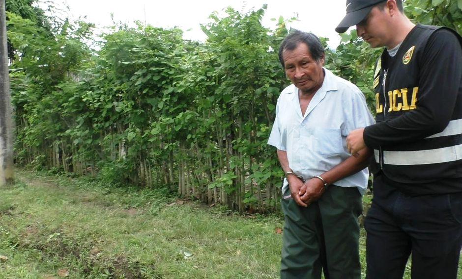 Feminicidio en San Martín: intervienen a suegro y cuñado de la víctima
