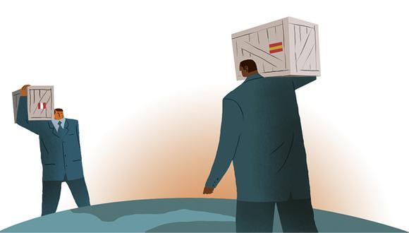 España y el Perú, por Jaime Cáceres Sayán