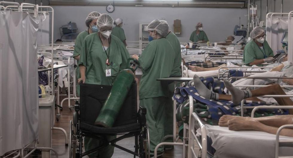 Coronavirus en Brasil | Últimas noticias | Último minuto: reporte de infectados y muertos hoy, lunes 22 de febrero del 2021. (Foto: Jonne Roriz/Bloomberg).