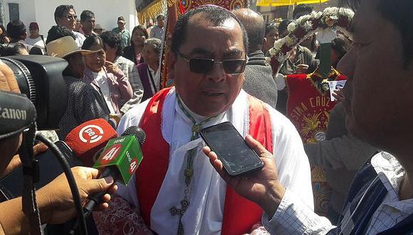 Tacna: Obispo Marco Cortez Lara dispuso una serie de medidas restrictivas durante actividades religiosas para evitar contagios por coronavirus
