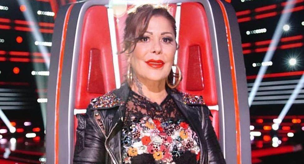 Alejandra Guzmán fue sometida a una operación de emergencia. (Foto: @laguzmanmx)