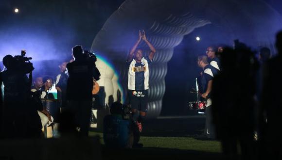 Alianza Lima jugará con Palestino en la Noche Blanquiazul