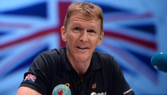 Astronauta correrá la maratón de Londres en el espacio [VIDEO]