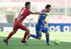 Barcelona empata sin goles con Atlético Madrid en el Camp Nou por la jornada 35 de LaLiga