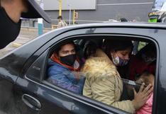 CDC: prohibición de circulación de autos particulares los domingos es para evitar visitas familiares por el COVID-19