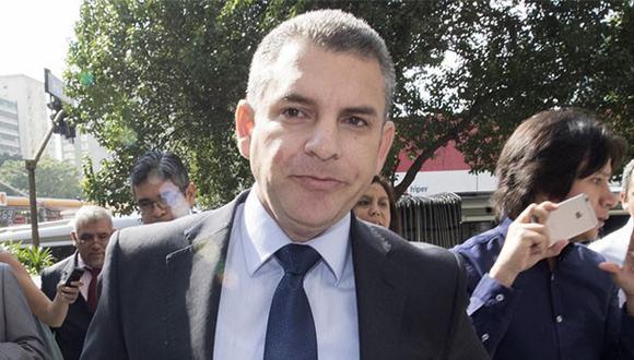 """Rafael Velarecordó que dentro de la Junta de Fiscales Supremos hay tres miembros con """"graves cuestionamientos"""" . (Foto: GEC)"""