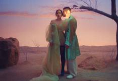 """Bad Bunny y Rosalía estrenan el video de su colaboración """"La noche de anoche"""""""