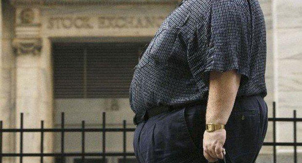 Una quinta parte de la población mundial será obesa en el 2025