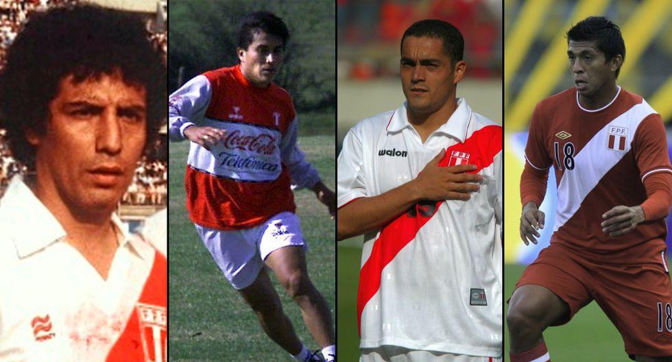 Así cambió el once de la selección peruana a través de los años - 7
