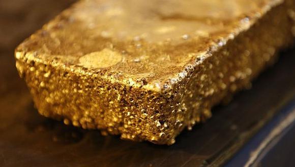 Producción de oro cayó 11,2% entre enero y noviembre en el Perú