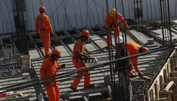El sector construcción se ha visto afectado por el coronavirus. (Foto: GEC)