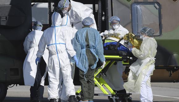 Coronavirus en Francia | Ultimas noticias | Último minuto: reporte de infectados y muertos viernes 17 del 2020 | Covid-19 | (AFP).