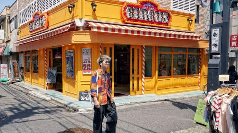"""Shimokitazawa es conocido como el """"Brooklyn"""" de Tokio. Foto: Getty images, vía BBC Mundo"""