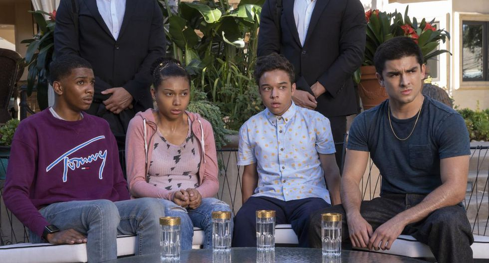 """On my block"" - 11 de marzo. (Foto: Netflix)"