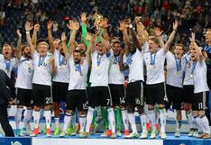 Las claves del éxito alemán que permitieron ganar la Copa Confederaciones [VIDEO]