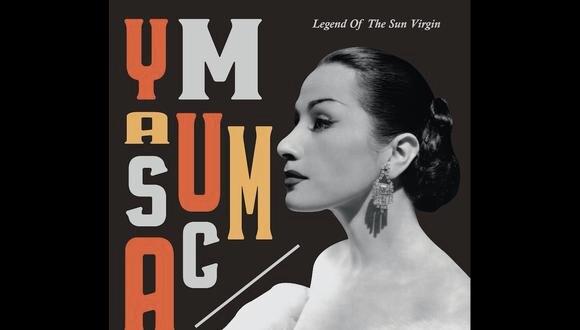 El álbum que inicia su labor es Legend of the Sun Virgin, lanzado originalmente por Yma Súmac con Capitol Records en 1952. (Foto: cortesía)