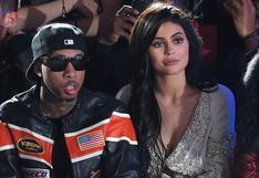 Tyga, ex novio de Kylie Jenner, dice ser el padre del bebé que espera la socialité