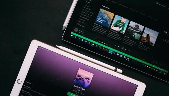 Spotify. (Imagen: HEIDI FIN / UNSPLASH)