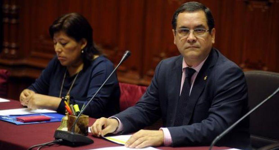Luis Iberico se desempeñó como embajador del Perú en Italia desde setiembre de 2016. (Foto: USI)