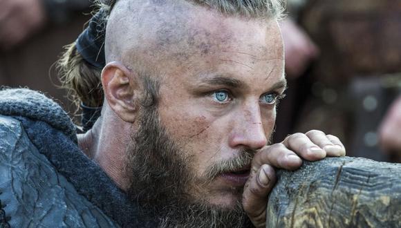 Ragnar Lothbrok fue un legendario monarca de Noruega, Suecia y Dinamarca, que reinó en el siglo VIII (Foto: Vikings / History Channel)