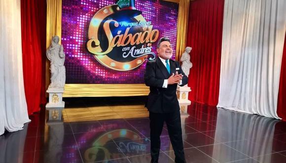 Andrés Hurtado señaló que cree que este puede ser su última edición en su programa. (Foto: Instagram @andreshurtadooficial / Captura Panamericana TV)
