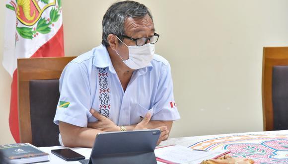 Madre de Dios: Hidalgo Okimura informó que esta semana su gestión ha iniciado una campaña de distribución gratuita de