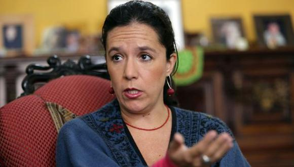 """Marisa Glave: """"Los partidos no deben ser parroquia de nadie"""""""