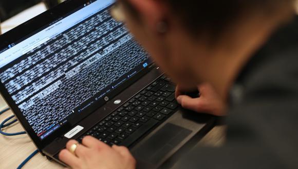 """El fiscal a cargo afirmó que  """"este fue uno de los mayores pirateos de la historia"""". (AFP)"""