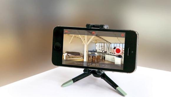 Cómo usar la cámara de celular como web cam en tu computadora para hacer transmisiones en Zoom. (Foto: Zoom)