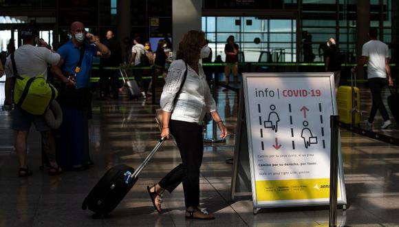 Europa representa el 14% de los turistas internacionales que llegaron al Perú en el 2019, según el Mincetur. (Foto: AFP)