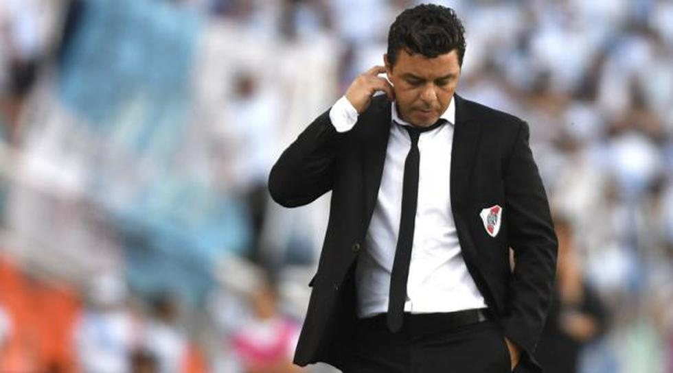 El futuro de Marcelo Gallardo es incierto. Son varios los clubes que pretenden sus servicios. (Foto: EFE)