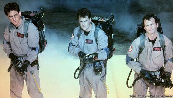 """""""Los Cazafantasmas"""" se convirtió en la segunda película más taquillera del año en EE.UU. en 1984."""