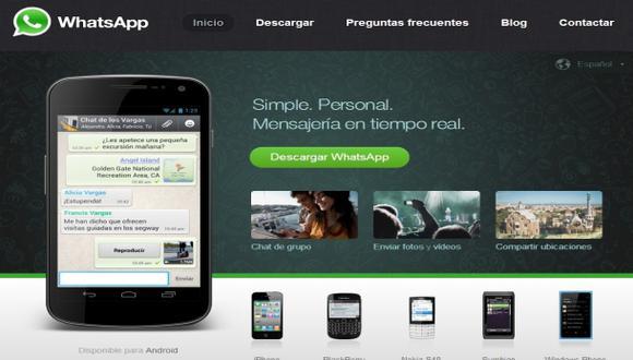 CUIDADO: Un falso WhatsApp busca robar datos bancarios
