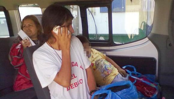 La Parada: madre e hijo de ocho años abandonaron el ex mercado