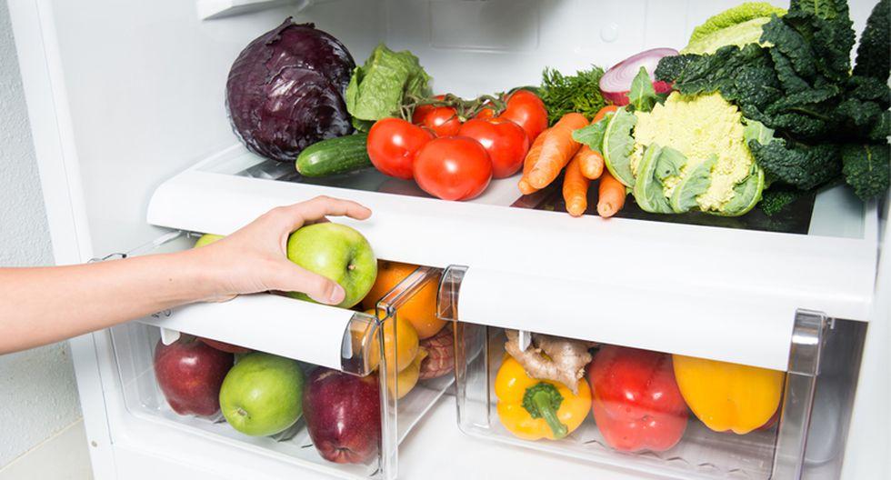 Juega con la cantidad de etileno. Las manzanas, plátanos, paltas y peras generan más que la lechuga, la zanahoria y la sandía. Entonces, guarda los alimentos más sensibles lejos de los otros. (Foto: Shutterstock)