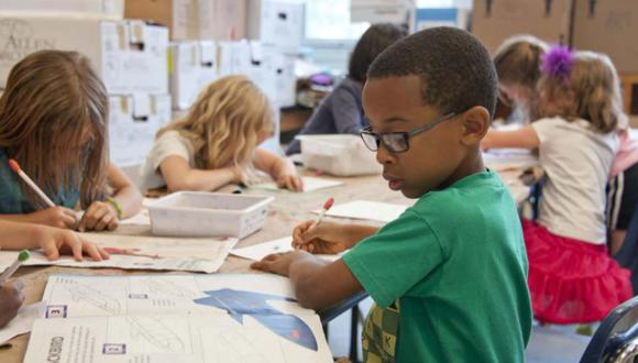 Un profesor realizó un divertido experimento con sus alumnos de primer grado de primaria.  | Foto: Pexels/referencial