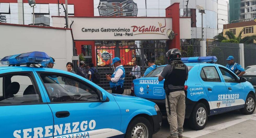 El municipio de Magdalena remarcó que D'Gallia no podrá reabrir sus puertas ni albergar a sus alumnos en tanto no cumpla con subsanar las faltas detectadas . (Difusión)
