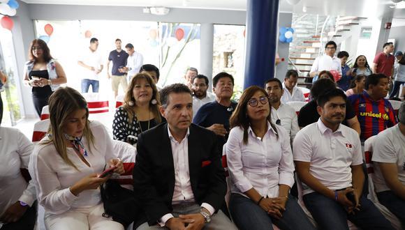APP indicó que en el Parlamento cumplirá un rol fiscalizador que velará por los intereses de todos los peruanos y luchará contra la corrupción. (Foto: GEC)