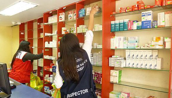 Adifan: Importación de medicinas crece sin control