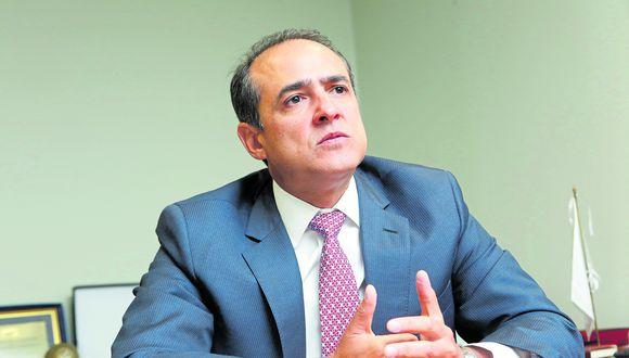 """""""Tenemos la suerte de ser un país de emprendedores"""", dice Espinosa. Añade: """"No destruyamos ese valor""""."""
