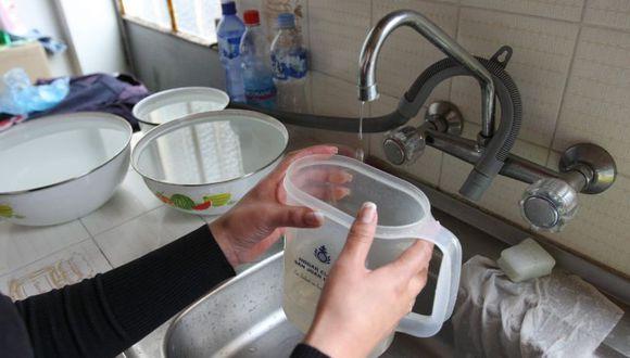 Sedapal restringirá el servicio de agua potable en Villa María del Triunfo por trabajos de mejoramiento y limpieza en reservorios. (Foto: El Comercio)
